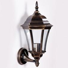 Настенный фонарь уличный  91301S Gb